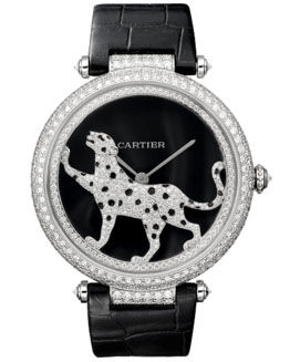 Cartier Creative Jeweled watches HPI00490