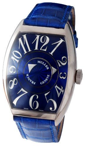 Franck Muller Double Mystery 8880 DM REL Blue