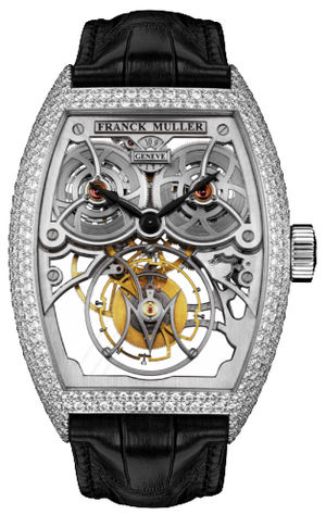 8889 T G SQT BR D7 Franck Muller Grand Complications