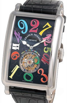 Franck Muller Crazy Hours 1300 T CH COL DRM