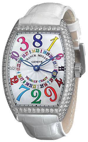 7880 TT CH COL DRM D Franck Muller Crazy Hours