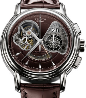 03.1260.4039/72.C551 Zenith Chronomaster Old model