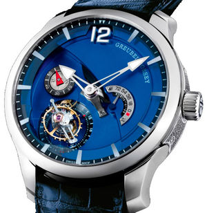 Tourbillon 24 Secondes Contemporain Greubel Forsey Tourbillon 24 Secondes