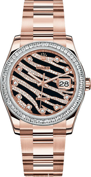 116285 BBR  Rolex Datejust 36