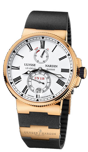 Ulysse Nardin Marine Chronometer 1186-122-3/40