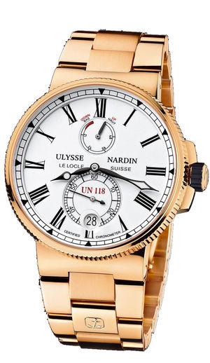 Ulysse Nardin Marine Chronometer 1186-122-8M/40