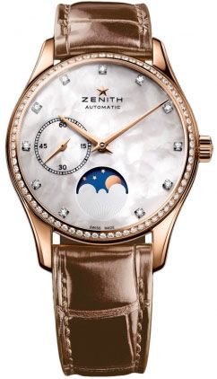 22.2310.692/81.C709 Zenith Star Ladies