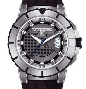 Harry Winston Ocean Sport Chronograph and Diver OCSAHD44ZZ001