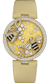 Cartier Creative Jeweled watches HPI00480