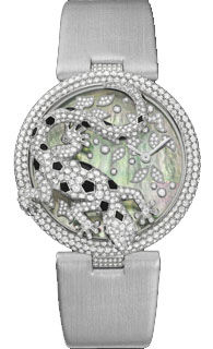 Cartier Creative Jeweled watches HPI00404