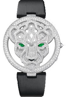 Cartier Creative Jeweled watches HPI00338