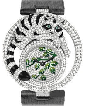Cartier Creative Jeweled watches WS000301