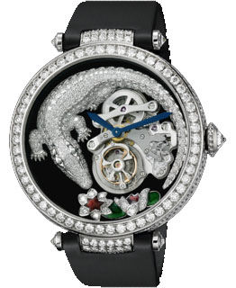 Cartier Creative Jeweled watches HPI00414
