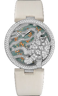 Cartier Creative Jeweled watches HPI00405