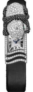 Cartier Creative Jeweled watches HPI00452