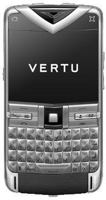 Vertu Constellation Quest Brushed Stainless Steel