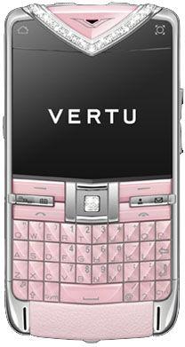 Vertu Constellation Quest Diamond Trim and Select Key Sapphire