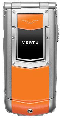 Vertu Ayxta Hot Orange Sapphire Keys