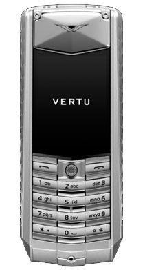 Vertu Ascent Aluminium Stainless Steel Keys