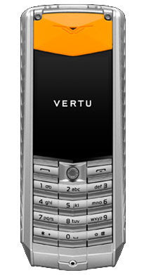 Vertu Ascent Orange Vulkanised Rubber