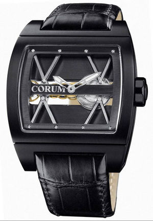 007.400.94/F371 0000 Corum Ti-Bridge