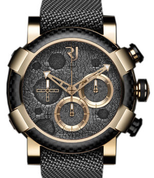 RJ.M.CH.003.01 RJ Romain Jerome Sea Titanic Inside Steampunk Chrono