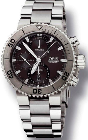 Oris Diving Collection 01 674 7655 7253-07 8 26 75 PEB