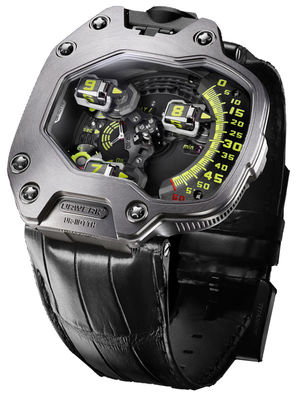 UR-110 TTH Urwerk 110 Collection