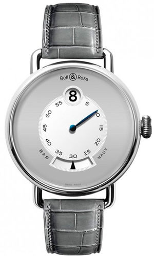 Bell & Ross Vintage  WW1/WW2 WW1 Jump Hour Limited Edition Pt
