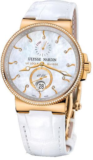 Ulysse Nardin Maxi Marine Chronometer 41 266-66B/991