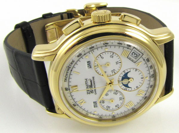 30.0240.410 Zenith Chronomaster Old model