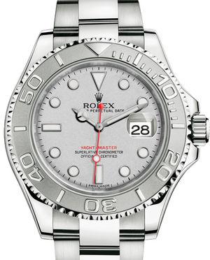 Rolex Yacht-Master 116622 platinum