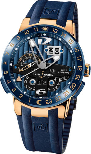 326-01LE-3 Ulysse Nardin Classic Complications