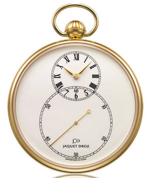 J080031000 Jaquet Droz JD Pocket watch