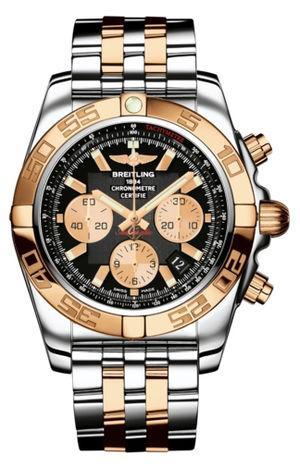 CB0110121B1C1 Breitling Chronomat 44