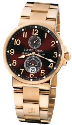Ulysse Nardin Maxi Marine Chronometer 41 266-66-8/625