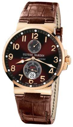 Ulysse Nardin Maxi Marine Chronometer 41 266-66/625