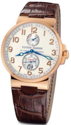 Ulysse Nardin Maxi Marine Chronometer 41 266-66