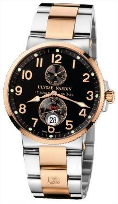 Ulysse Nardin Maxi Marine Chronometer 41 265-66-8/62