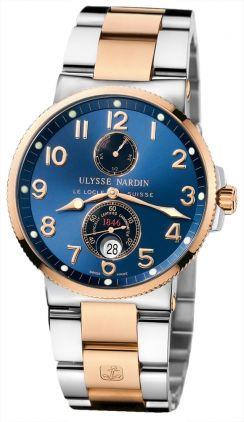 Ulysse Nardin Maxi Marine Chronometer 41 265-66-8/623