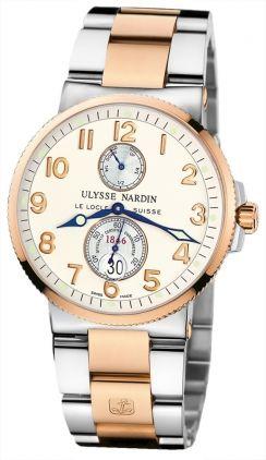 Ulysse Nardin Maxi Marine Chronometer 41 265-66-8/60