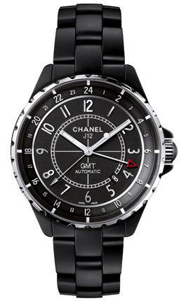 Chanel J12 Black H3101