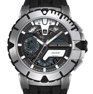 Harry Winston Ocean Sport Chronograph and Diver OCSACH44ZZ006