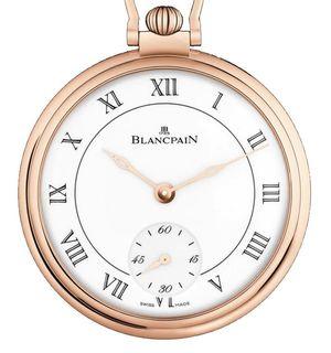 Blancpain Villeret Ultra-Slim 0151-3631