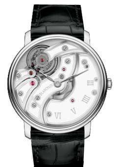 Blancpain Villeret Ultra-Slim 6616-1527-55B
