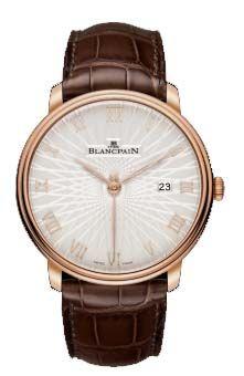 Blancpain Villeret Ultra-Slim 6651C-3642-55A