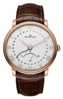 Blancpain Villeret Ultra-Slim 6653Q-3642-55B
