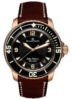 5015A-3630-63B Blancpain Fifty Fathoms