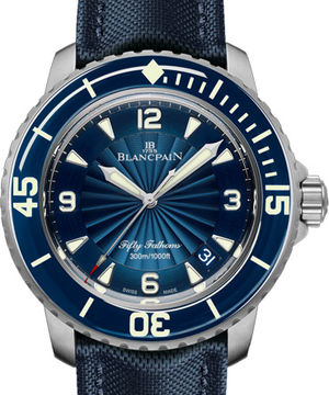 5015D-1140-52B Blancpain Fifty Fathoms