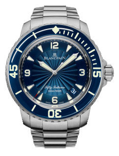 5015D-1140-71B Blancpain Fifty Fathoms